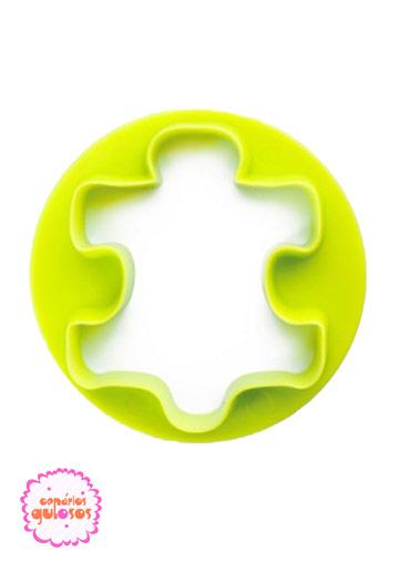 Cortante Plástico Puzzle
