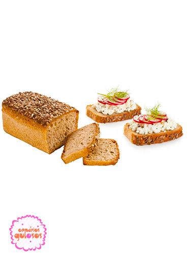 Forma Silicone Pão/Bolo