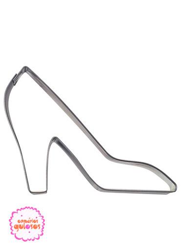 Cortante Metal Sapato alto