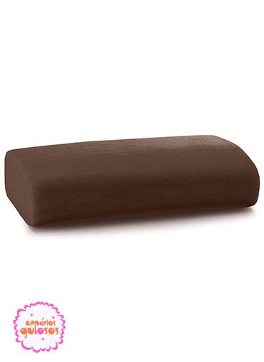 Pasta açúcar Castanho Chocolate 100gr