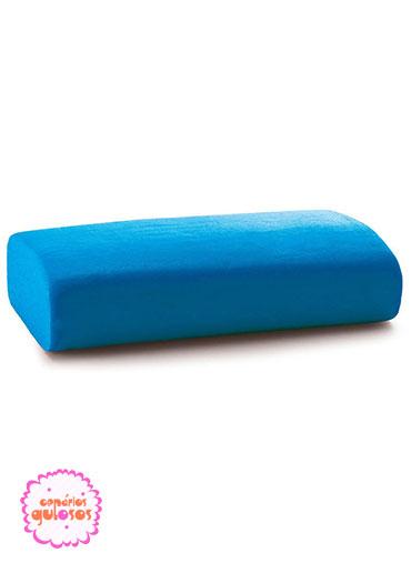 Pasta Modelar Azul 100gr