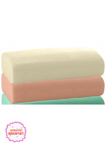 Pasta Modelar Cor Pele 100gr