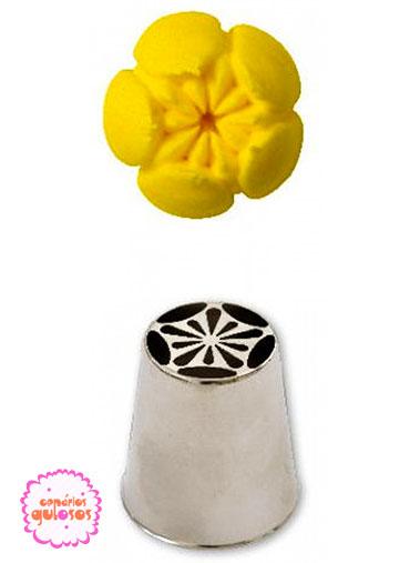 Bico Russo Flor nº 1