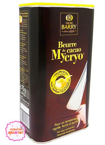 Mycryo - Manteiga Cacau em pó - 675gr