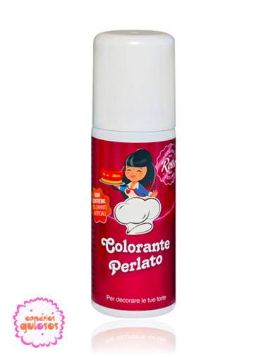 Spray Vermelho Brilhante 50ml