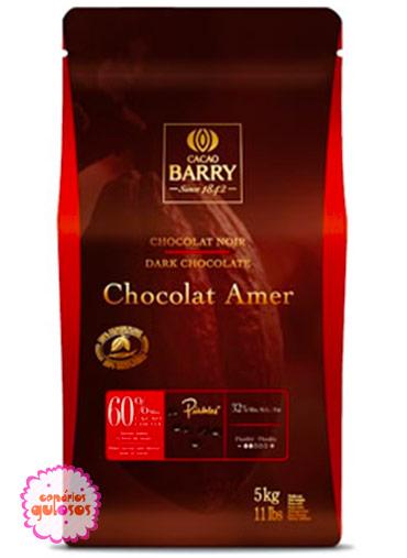 Pastilha Chocolate Puro Negro