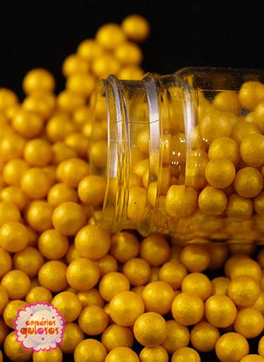 Pérolas Douradas L 70gr