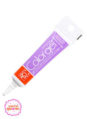 Corante Colorgel Violeta 20gr