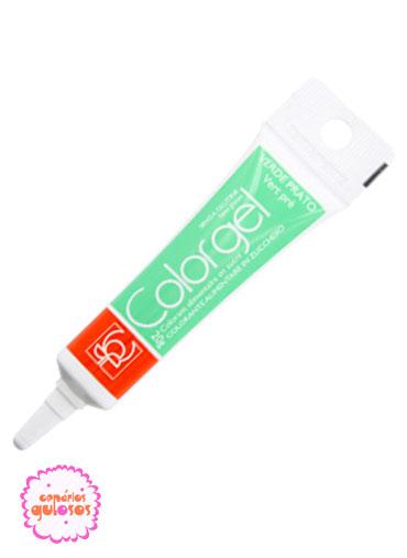 Corante Colorgel Verde Claro 20gr