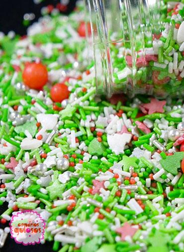 Confettis Pinheirinhos 70gr