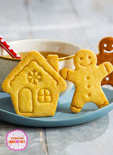 Cortantes Casa Natal e GingerMan Relevo