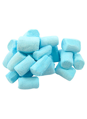 Mini Marshmallows Azuis 100gr