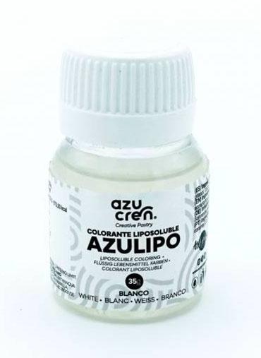 Corante líquido Lipossolúvel Branco - 35ml