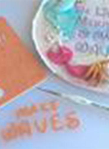 Sweet Stamp - Conj. Letras Maiús.Minús.Números & Simb. MAGICAL
