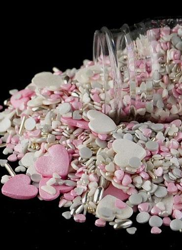 Confettis Romance 70gr