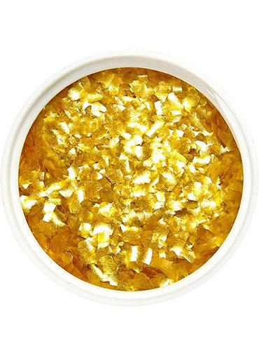 Flocos Ouro comestíveis 7gr
