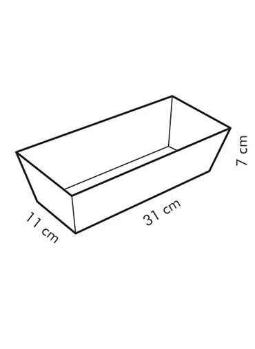 Forma Metal Bolo Inglês 31x11cm