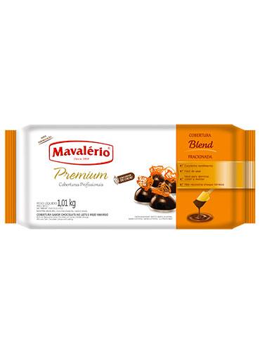 Barra Chocolate Blend Fracionado Mavalério 1.01Kg